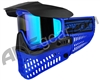 JT Pro-Flex Thermal Paintball Mask - Blue/Black