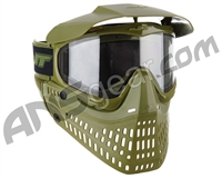 Jt Flex Spectra ProShield Thermal Paintball Mask - Olive