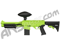 JT Splatmaster Z18 Paintball Gun - Green