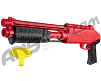 JT Splatmaster .50 Cal Z200 Shotgun - Red