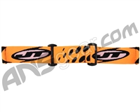 JT Replacement Goggle Strap - Orange/Black
