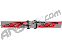 JT Replacement Goggle Strap - Red/Gray