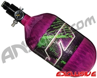 JT Mega Lite 68/4500 Compressed Air Paintball Tank - Retro Purple (Purple)