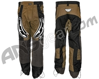 JT Team Paintball Pants - Brown