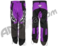 JT Team Paintball Pants - Purple