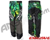 JT Team Paintball Pants - Retro Lime/Yellow