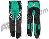 JT Team Paintball Pants - Teal