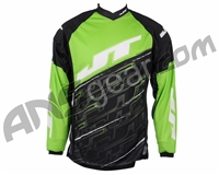 JT Tournament Paintball Jersey - Neon Green
