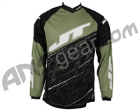 JT Tournament Paintball Jersey - Olive