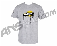JT Neat Men's T-Shirt - Grey