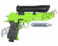 JT US-50 Semi-Auto Paintball Pistol - Green