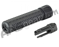 Knight's Armament Airsoft QDC Quick Detach Barrel Extension - Black