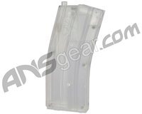 King Arms Airsoft BB 470 Rnd X-Large M4 Style Loader - Clear