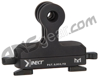 Kinect M-LOK Quick Disconnect GoPro Camera Mount - Black