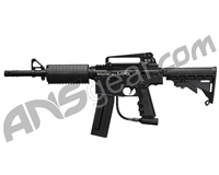 Refurbished 2012 Kingman Spyder MRX Semi-Auto Paintball Gun - Diamond Black (Complete)