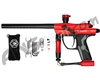 Kingman Spyder Fenix Electronic Paintball Gun - Gloss Red
