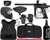 Kingman Spyder Fenix Level 2 Protector Paintball Gun Package Kit