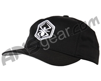 Kingman Spyder Adjustable Hat - Black