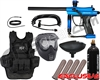 Kingman Spyder Fenix Heavy Gunner Paintball Gun Package Kit