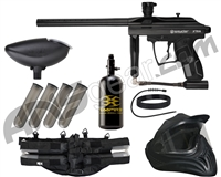 Kingman Spyder Xtra Legendary Paintball Gun Package Kit