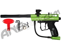 Kingman Spyder Victor Semi-Auto Paintball Gun - Gloss Slime