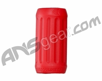 KM Column Inline Regulator Grip - Red
