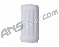KM Column Inline Regulator Grip - White