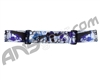KM Paintball Universal JT Goggle Strap - 09 Blue Knuckles