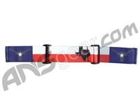 KM Paintball Universal JT Goggle Strap - 09 Texas