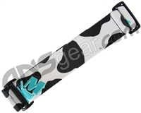 KM Paintball Universal JT Goggle Strap - Cow