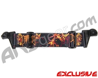 KM Paintball EVS Goggle Strap - Limited Edition Cataclysm