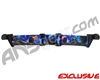 KM Paintball EVS Goggle Strap - Limited Edition Eclipse