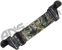 KM Paintball EVS Goggle Strap - KM Woodland