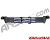 KM Paintball EVS Goggle Strap - SE Blue Lives