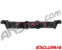 KM Paintball EVS Goggle Strap - SE Kill Shot