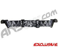 KM Paintball EVS Goggle Strap - SE Last Supper