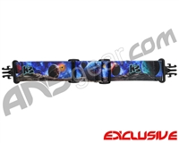 KM Paintball Grill Goggle Strap - Limited Edition Eclipse