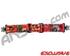 KM Paintball Grill Goggle Strap - Limited Edition Kamikaze