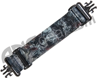 KM Paintball Grill Goggle Strap - Realtree Snow