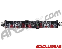 KM Paintball Grill Goggle Strap - SE Muertos