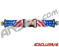 KM Paintball Grill Goggle Strap - SE Murica