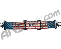KM Paintball Grill Goggle Strap - U.S.A. Ryan Moorhead
