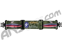 KM Paintball Grill Goggle Strap - Warhawk Olive