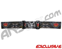 KM Paintball Goggle Strap - Limited Edition The King