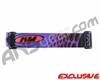 KM Paintball Universal JT Goggle Strap - Limited Edition Purple Sphere