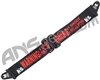 KM Paintball Push Unite Goggle Strap - Warning