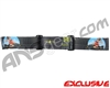 KM Paintball Goggle Strap - SE Bombin' Betty