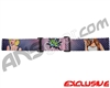 KM Paintball Goggle Strap - SE Pop Art