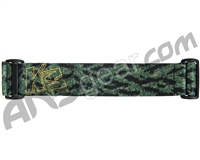 KM Paintball Universal JT Goggle Strap - Tiger Camo
