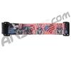 KM Paintball Universal JT Goggle Strap - Uncle Sam